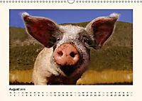 Muh, Mäh, Miau & Co (Wandkalender 2019 DIN A3 quer) - Produktdetailbild 8