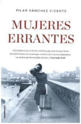 Mujeres errantes, Pilar Sánchez Vicente