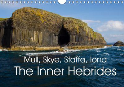 Mull, Staffa, Skye, Iona The Inner Hebrides (Wall Calendar 2019 DIN A4 Landscape), Leon Uppena (GDT)