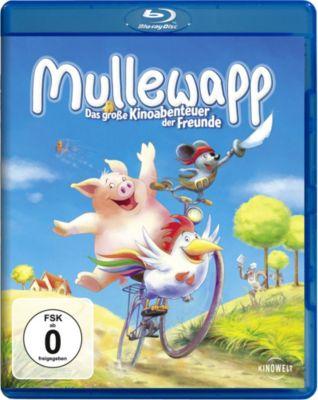 Mullewap - Das große Kinoabenteuer der Freunde, Helme Heine, Achim von Borries, Bettine von Borries, Gisela von Radowitz