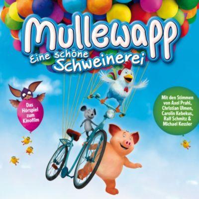 Mullewapp: Mullewapp - Eine schöne Schweinerei, Gisela von Radowitz, Helme Heine