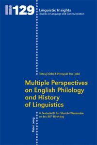 Multiple Perspectives on English Philology and History of Linguistics