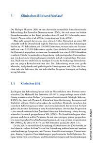Multiple Sklerose - Produktdetailbild 1