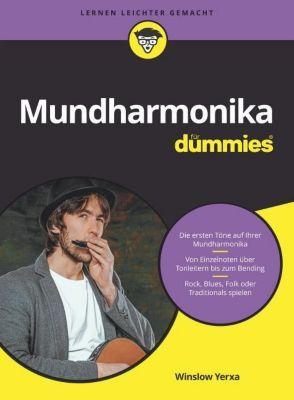 Mundharmonika für Dummies, Winslow Yerxa