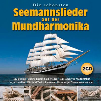 Mundharmonika Seemannslieder