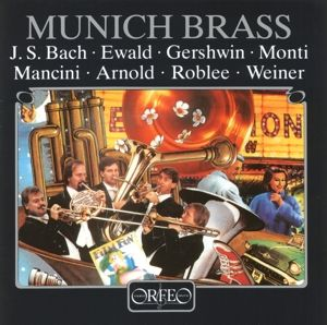 Munich Brass I: Introduktion und Fuge/Quintett, Munich Brass