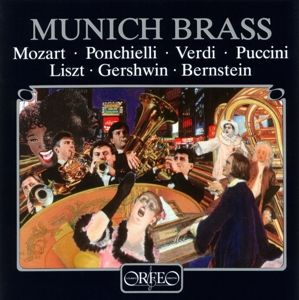 Munich Brass Ii:West Side Story/Dixie Dancing/+, Munich Brass