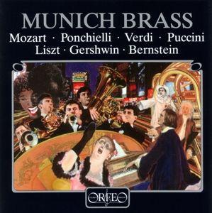 Munich Brass Ii:West Side Story/Dixie Dancing/+, Munich Brass
