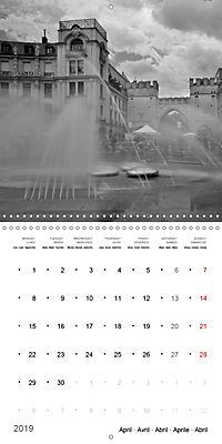 Munich in Motion (Wall Calendar 2019 300 × 300 mm Square) - Produktdetailbild 4