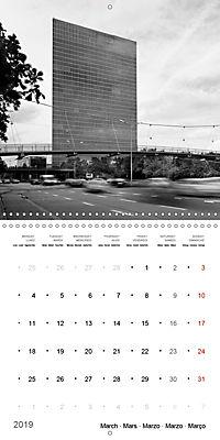 Munich in Motion (Wall Calendar 2019 300 × 300 mm Square) - Produktdetailbild 3