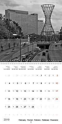 Munich in Motion (Wall Calendar 2019 300 × 300 mm Square) - Produktdetailbild 2