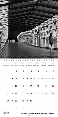 Munich in Motion (Wall Calendar 2019 300 × 300 mm Square) - Produktdetailbild 1