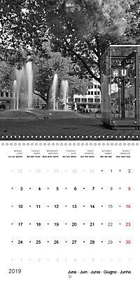 Munich in Motion (Wall Calendar 2019 300 × 300 mm Square) - Produktdetailbild 6