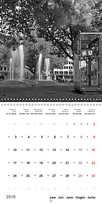 Munich in Motion (Wall Calendar 2019 300 × 300 mm Square) - Produktdetailbild 6