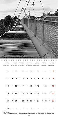 Munich in Motion (Wall Calendar 2019 300 × 300 mm Square) - Produktdetailbild 9