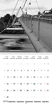 Munich in Motion (Wall Calendar 2019 300 × 300 mm Square) - Produktdetailbild 9