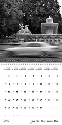 Munich in Motion (Wall Calendar 2019 300 × 300 mm Square) - Produktdetailbild 5
