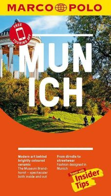 Munich Marco Polo Pocket Travel Guide 2018 - with pull out map, Karl Forster