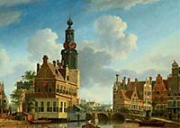 Munttoren Amsterdam (Puzzle) - Produktdetailbild 1