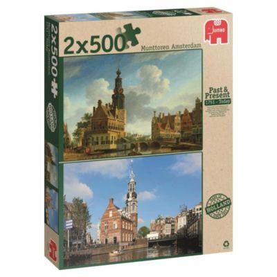 Munttoren Amsterdam (Puzzle)