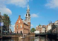 Munttoren Amsterdam (Puzzle) - Produktdetailbild 2