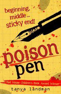 Murder Mysteries 7: Poison Pen, Tanya Landman