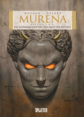 Murena, Jean Dufaux, Philippe Delaby