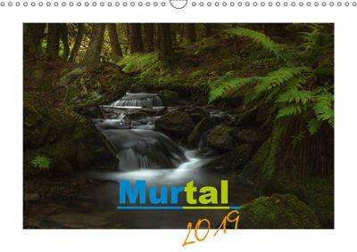 Murtal 2019AT-Version (Wandkalender 2019 DIN A3 quer), Markus Beren