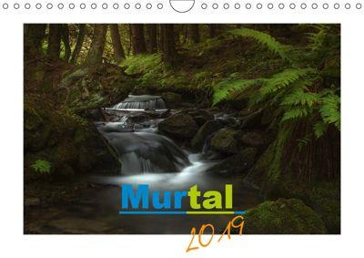Murtal 2019AT-Version (Wandkalender 2019 DIN A4 quer), Markus Beren