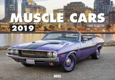 Muscle Cars 2019, Mike Burger