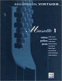 Musette, für Akkordeon, Markus Poecksteiner, Manuela Kloibmüller