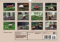 Mushroom Season (Wall Calendar 2019 DIN A4 Landscape) - Produktdetailbild 13