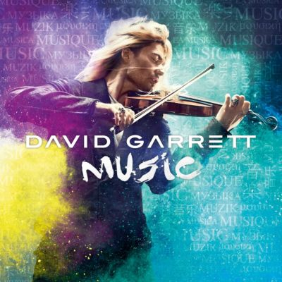 Music, David Garrett