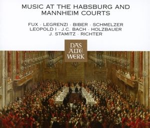 Music At The Habsburg And Mannheim Courts, Nikolaus Harnoncourt, Cmw