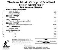 Music By Harper & Cresswell - Produktdetailbild 1