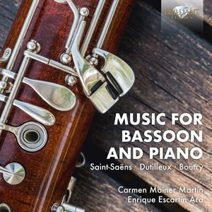 Music For Bassoon And Piano, Diverse Interpreten