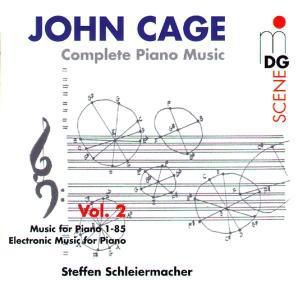 Music for Piano 1-85, Steffen Schleiermacher