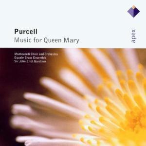 Music For Queen Mary, Lott, Gardiner, Equale Brass Ens