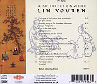 Music For The Qin Zither - Produktdetailbild 1