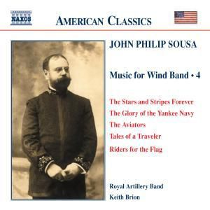 Music For Wind Band Vol.4, Keith Brion, Royal Artillery Ba