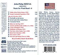 Music For Wind Band Vol.4 - Produktdetailbild 1