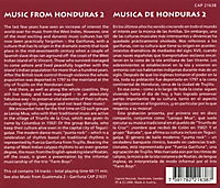 Music From Honduras - Produktdetailbild 1