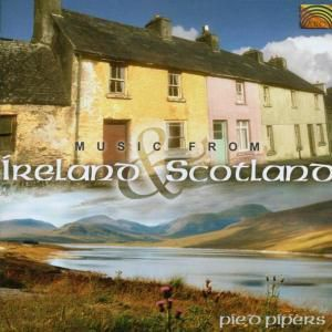 Music From Ireland And Scotlan, The Pied Pipers