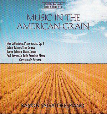 Music In The American Grain, Ramonpiano Salvatore