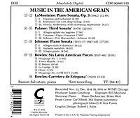 Music In The American Grain - Produktdetailbild 1