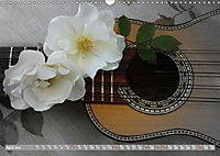 Music Magic of musical instruments (Wall Calendar 2019 DIN A3 Landscape) - Produktdetailbild 4