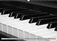 Music Magic of musical instruments (Wall Calendar 2019 DIN A3 Landscape) - Produktdetailbild 10