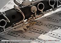 Music Magic of musical instruments (Wall Calendar 2019 DIN A3 Landscape) - Produktdetailbild 12