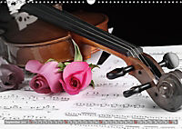 Music Magic of musical instruments (Wall Calendar 2019 DIN A3 Landscape) - Produktdetailbild 9