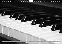 Music Magic of musical instruments (Wall Calendar 2019 DIN A4 Landscape) - Produktdetailbild 10